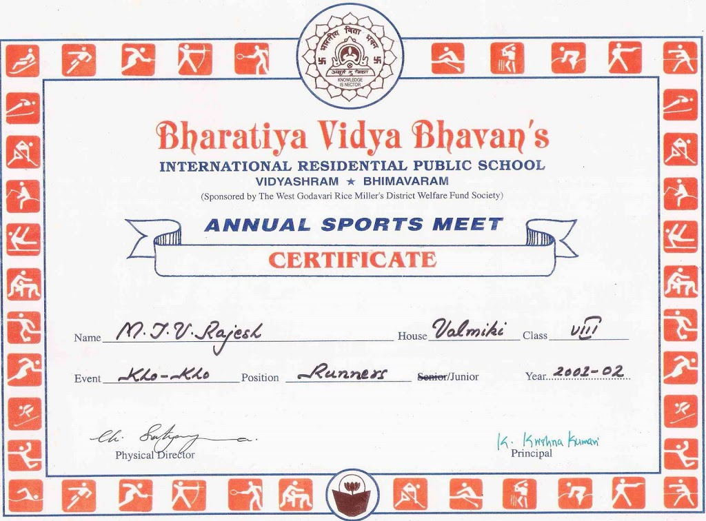 certificates for sports thevillas co